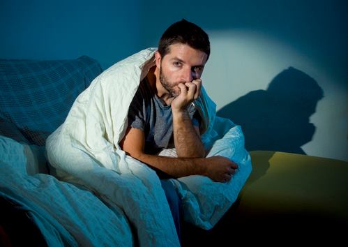 бессонница нарушение сна